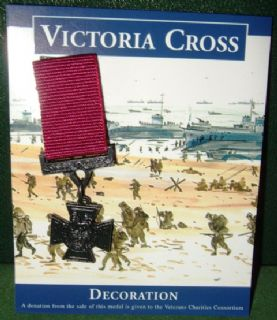 Miniature Victoria Cross